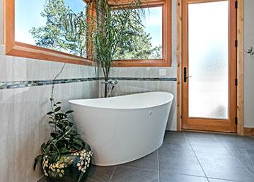 simple northern nevada bathroom CTC Tile