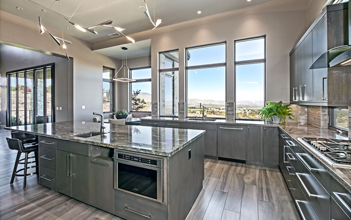 full kitchen design northern nevada
