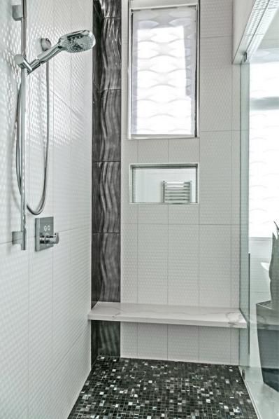 Tile in Shower CTC Tile