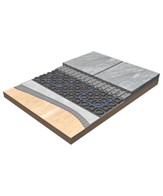 Heated Flooring CTC Tile